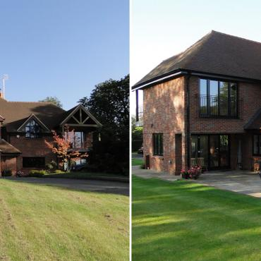 New Country House, Chalfont St. Giles, Buckinghamshire